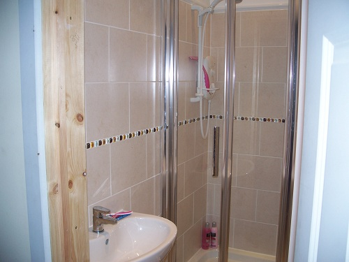 Shower Unit (side View)